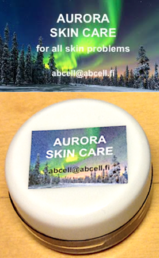 Skin cure salva Aurora, 10 ml